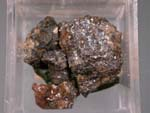 Bismuth, SideriteNATIVE ELEMENTS, Various Localities