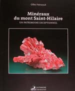 Mineraux du Mont Saint-Hilaire -Hard CoverBooks