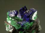 Azurite, MalachiteSecondary Minerals, Various Locations