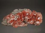 Chabazite, Heulandite, CalciteZeolites, Bay of Fundy, Nova Scotia, Chabazite