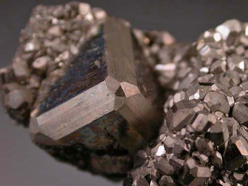 Pyrite, Isometric forms